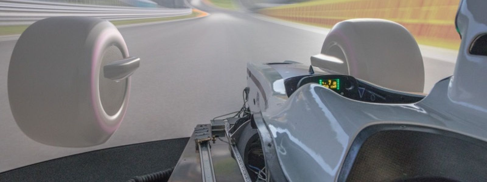 Vehicle Driving Simulator For Motorsport Applications