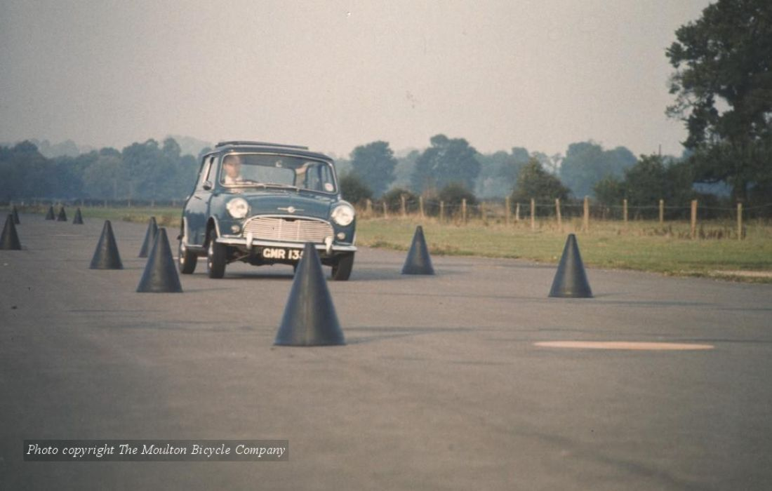 Mini With Cones