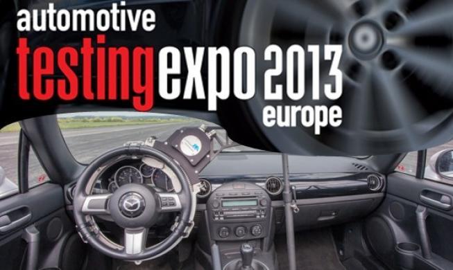 Stuttgart Testing Expo