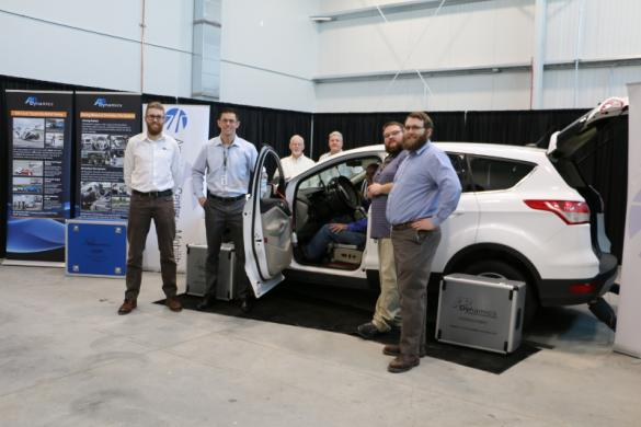 Ab Dynamics Robot Number 1000 Delivered To The American Center For Mobility