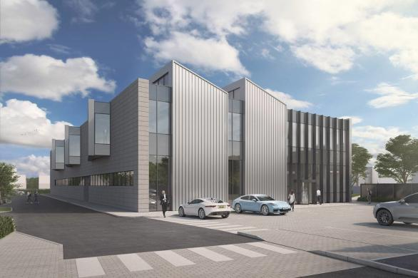 Ab Dynamics Submit Planning Application
