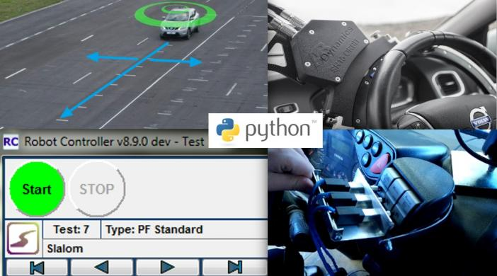 AB Dynamics release Python User Scripting option for driving robots