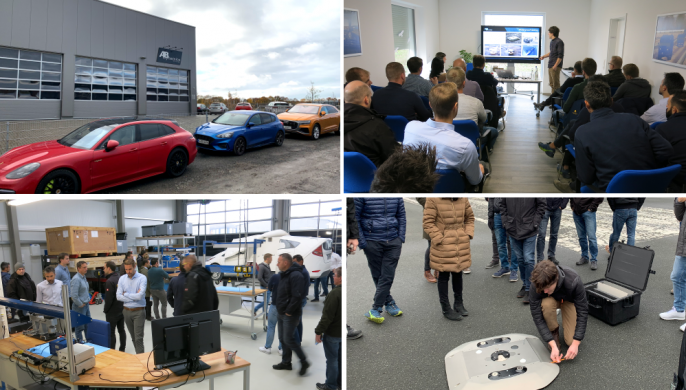 Successful Launch Pad Adas Target Seminar In Germany