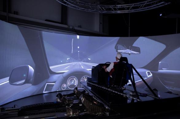 Vehicle Driving Simulator Enables Advanced Automotive Studies At Kempten University