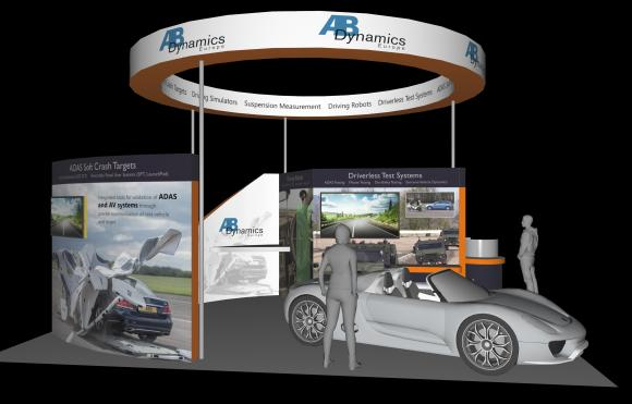 Automotive Testing Expo Stuttgart