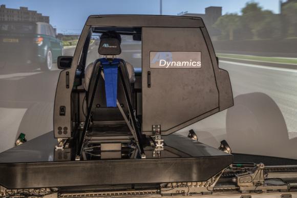 advanced Vehicle Driving Simulator (aVDS) | AB Dynamics
