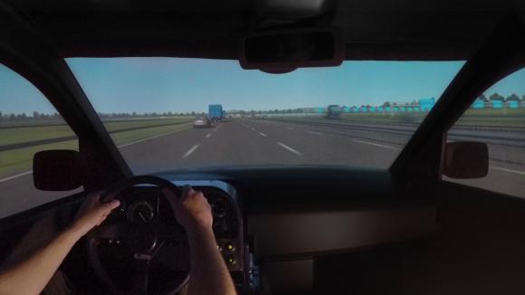 Driving Simulator Adas Testing