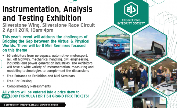 Eis Instrumentation Analysis And Testing Exhibition