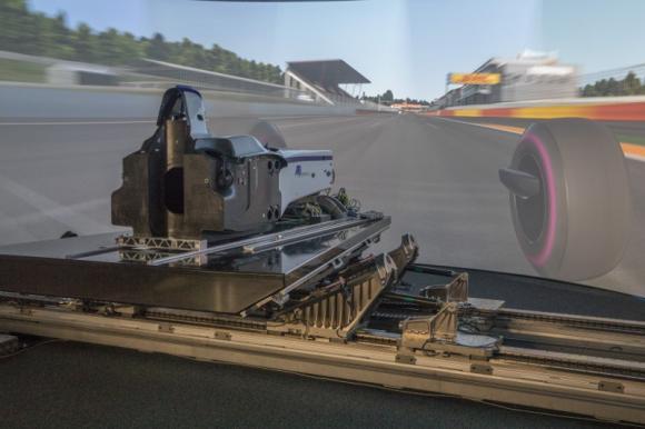 Motorsport Driving Simulator For Vehicle Development