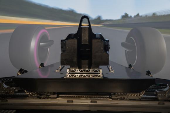 Motorsport Simulator For Driver Training And Development