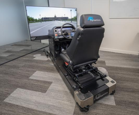 Static Compact Simulator From Ab Dynamics