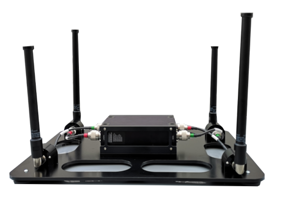 Track Fi Power Mesh For High Bandwidth Data Transfer Between Multiple Vehicles