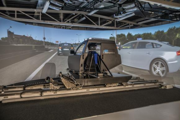 Vehicle Dynamics Simulator