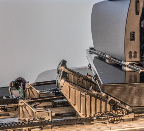 Vehicle Dynamics Simulator