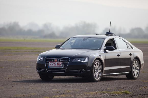 Trackfi On Audi