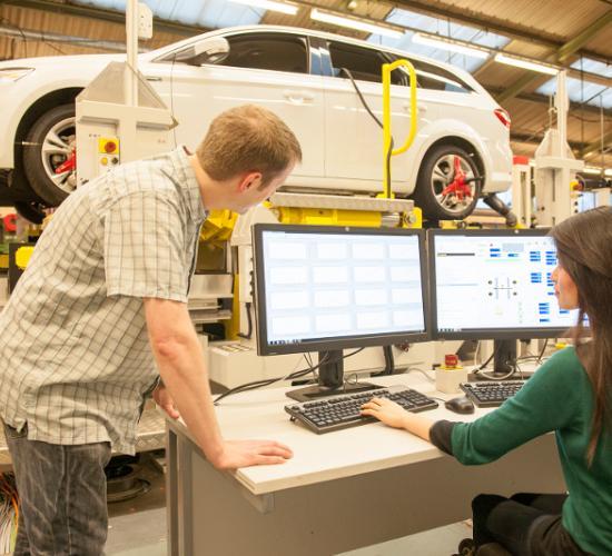 Laboratory & Track Testing   AB Dynamics